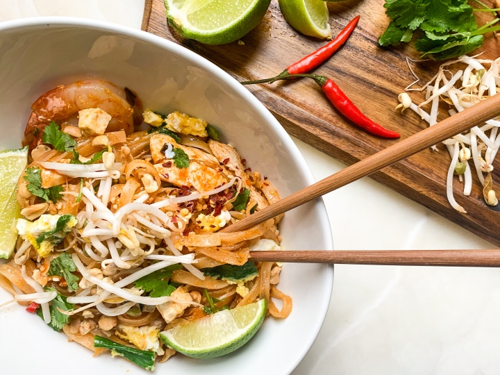 Pad Thai at Home
