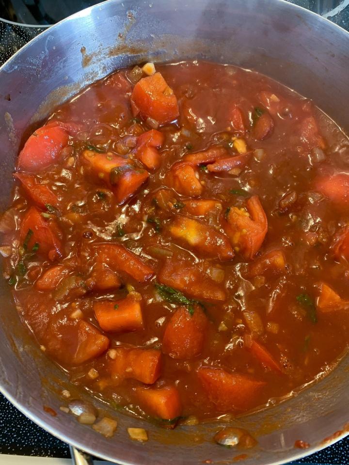 Marinara Sauce PreBlend