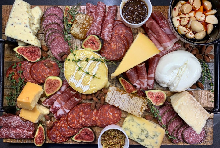 Entertaining with Charcuterie