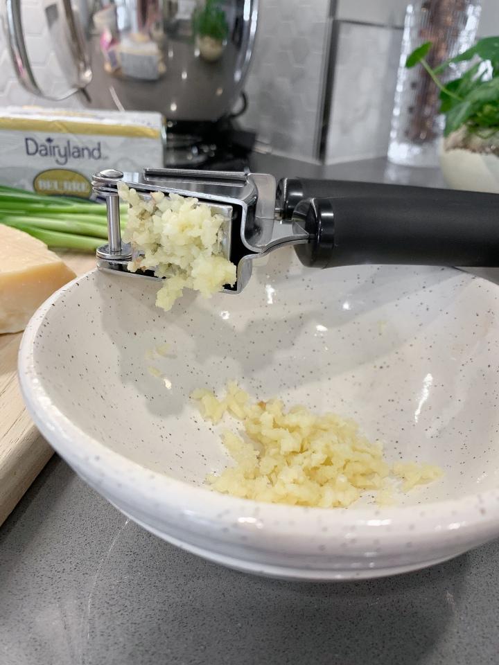 Garlic Mince